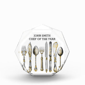 Chefs catering business cutlery award