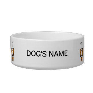 Chef's Dog Pet Bowl