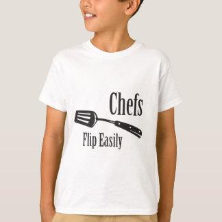 Chefs Flip Easily T-Shirt
