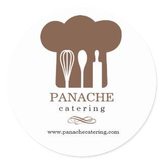 Chefs Hat Promotional Sticker sticker