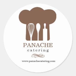 Chefs Hat Promotional Sticker
