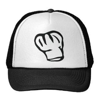chefs head chef cook head trucker hat
