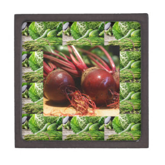 Chefs healthy food cuisine Beetroot Juices Salads Keepsake Box