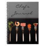 Chef's Journal Notebook