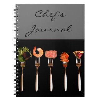 Chef's Journal Notebook