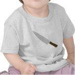 chefs kitchen knife icon tshirt