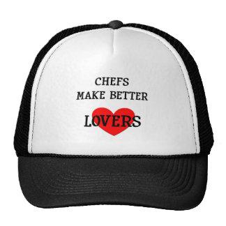 Chefs Make Better Lovers Trucker Hat