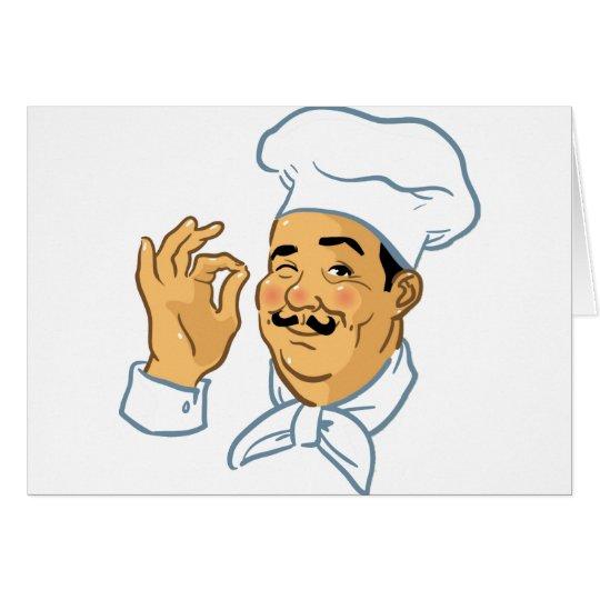 Chefs OK Card