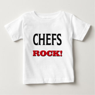 Chefs Rock Baby T-Shirt