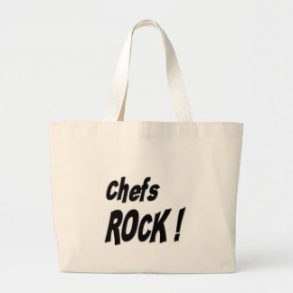 Chefs Rock! Tote Bag