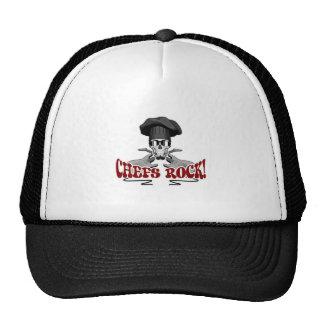Chefs Rock v2 Hats