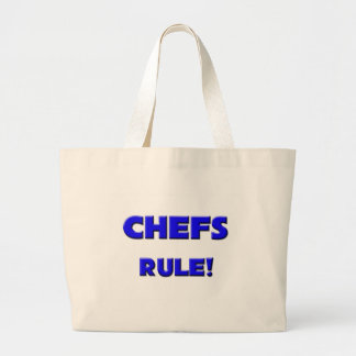 Chefs Rule! Canvas Bag