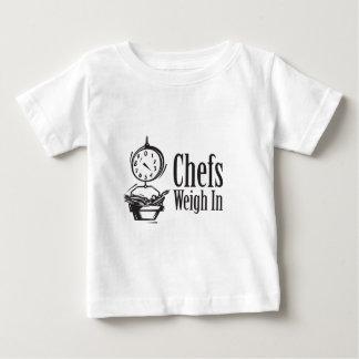 Chefs Weigh In Baby T-Shirt