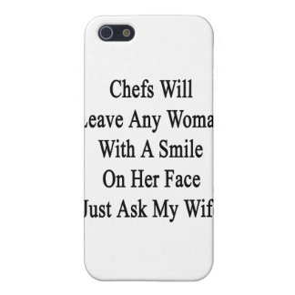 Chefs Will Leave Any Woman With A Smile On Her Fac Covers For iPhone 5