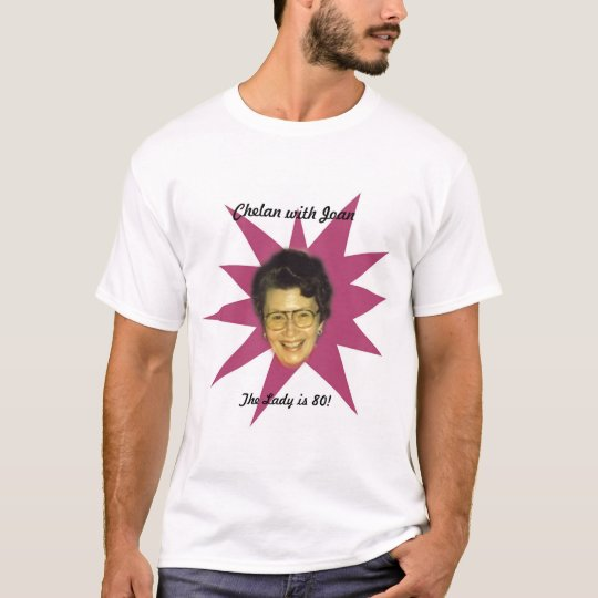 Chelan in Joan T-Shirt
