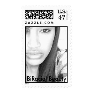 chelby3, BiRacial Beauty Stamp