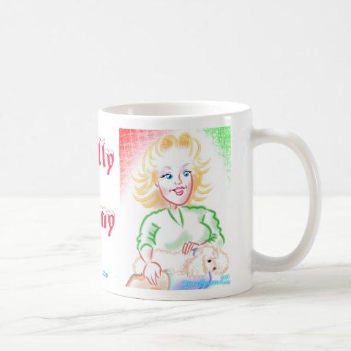 Chelly & Bunny's Caricature Mug
