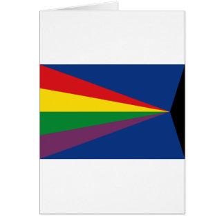 Chelno Vershinsky rayon , Russia Greeting Card