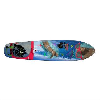 ChelsBoard Custom Skateboard