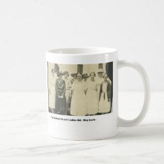 chelsea church ladies aid - Kansas Coffee Mug