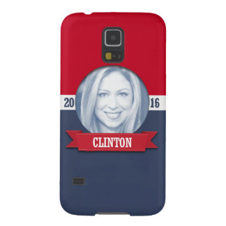 CHELSEA CLINTON 2016 CASE FOR GALAXY S5