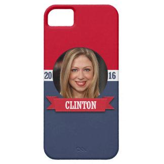 CHELSEA CLINTON 2016 iPhone 5 CASE