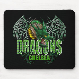 Chelsea Dragons (wings) Mouse Pad