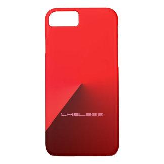 Chelsea Gradient Red Case for iPhone