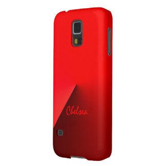 Chelsea Gradient Red Case for Samsung Galaxy S5