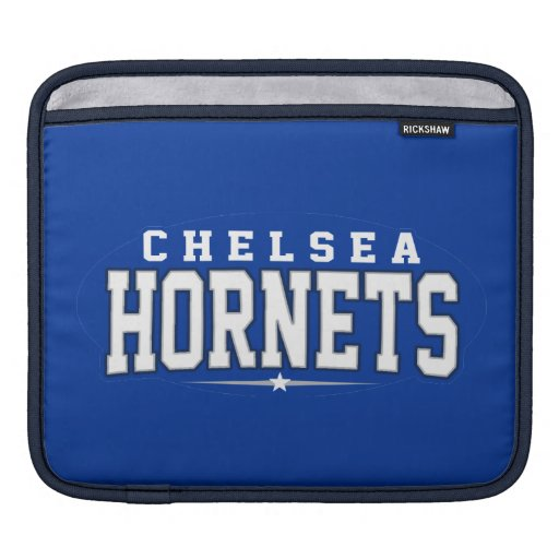 Chelsea High School; Hornets Sleeves For iPads