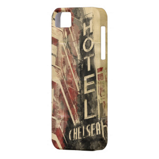 Chelsea Hotel New York City iPhone 5 Case