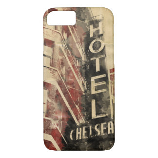 Chelsea Hotel New York City iPhone 7 case