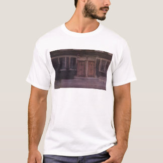 Chelsea Houses by James McNeill Whistler T-Shirt