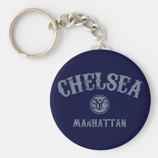 Chelsea Keychains
