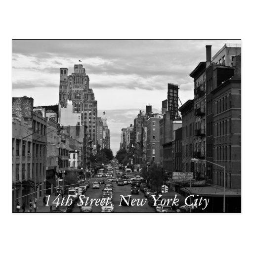 Chelsea, NY, Postcard