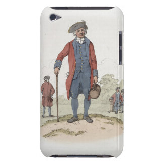 Chelsea Pensioner, from 'Costume of Great Britain' Case-Mate iPod Touch Case