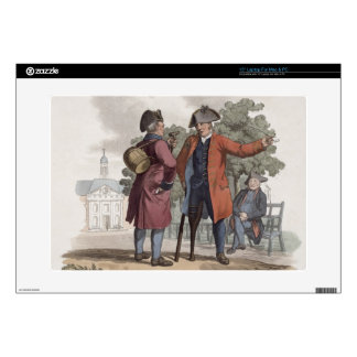 "Chelsea Pensioners, Cavalry and Infantry, from 'Co 15"" Laptop Skins"