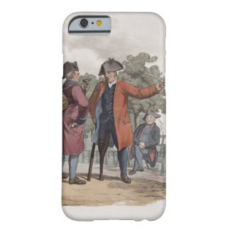 Chelsea Pensioners, Cavalry and Infantry, from 'Co Barely There iPhone 6 Case