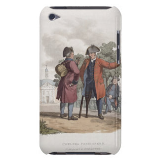 Chelsea Pensioners, Cavalry and Infantry, from 'Co Barely There iPod Case