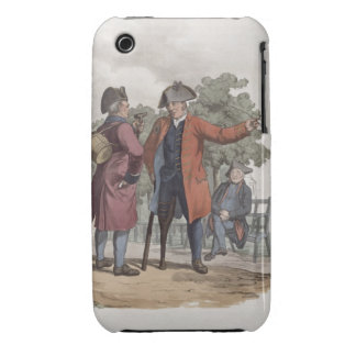 Chelsea Pensioners, Cavalry and Infantry, from 'Co Case-Mate iPhone 3 Case