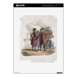Chelsea Pensioners, Cavalry and Infantry, from 'Co iPad 3 Skin
