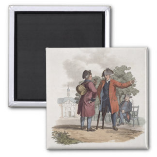 Chelsea Pensioners, Cavalry and Infantry, from 'Co Fridge Magnet