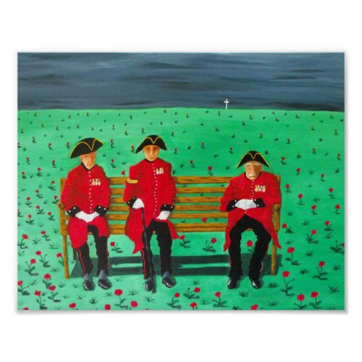 Chelsea Pensioners Posters