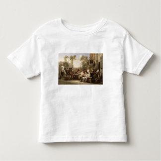 Chelsea Pensioners Receiving the Gazette Announcin Toddler T-shirt