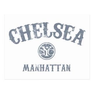 Chelsea Post Card