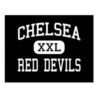 Chelsea - Red Devils - High - Chelsea Postcard