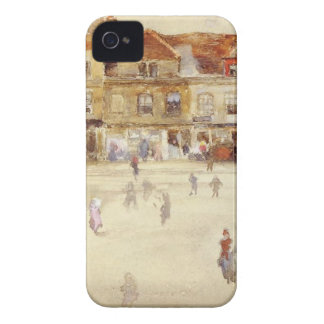 Chelsea Shops by James McNeill Whistler Case-Mate iPhone 4 Case