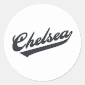Chelsea Classic Round Sticker
