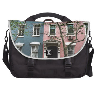 Chelsea Townhouses, NYC Commuter Bags