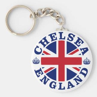 Chelsea Vintage UK Design Keychain